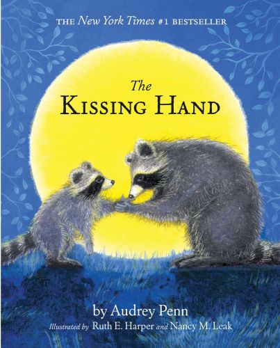 THE KISSING HAND - Penn Audrey