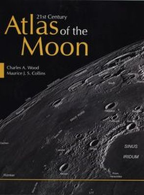 21ST CENTURY ATLAS OF THE MOON - Maurice Js Collins