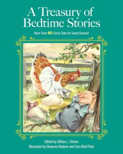 A TREASURY OF BEDTIME STORIES - L. Clinton Althea