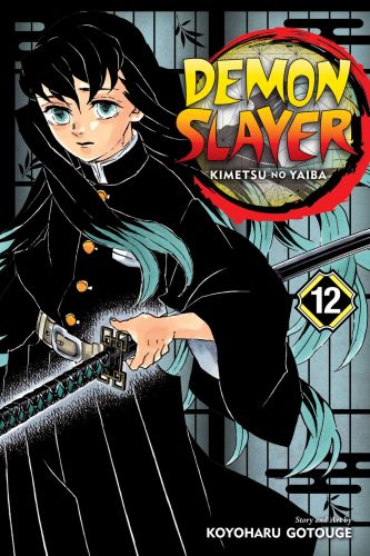 DEMON SLAYER: KIMETSU NO YAIBA, VOL. 12 - Gotouge Koyoharu