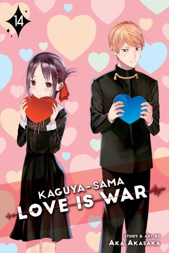 KAGUYA-SAMA: LOVE IS WAR, VOL. 14 - Akasaka Aka