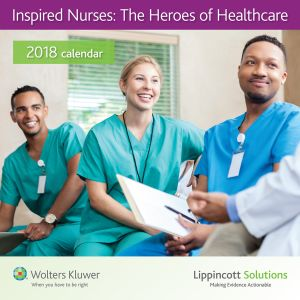 2018 LIPPINCOTT SOLUTIONS INSPIRED NURSES CALENDAR