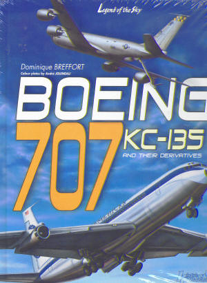 BOEING 707, KC-135 - Breffort Dominique