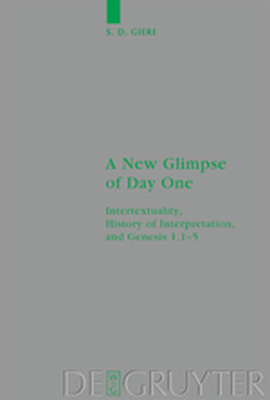 A NEW GLIMPSE OF DAY ONE - D. Giere S.