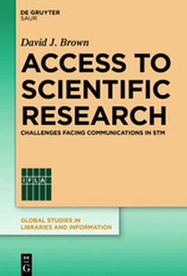 ACCESS TO SCIENTIFIC RESEARCH - J. Brown David
