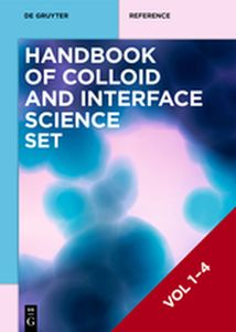 [SET HANDBOOK OF COLLOID AND INTERFACE SCIENCE, VOLUME 1-4] - F. Tadros Tharwat