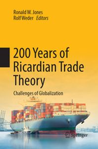 200 YEARS OF RICARDIAN TRADE THEORY -  Jones
