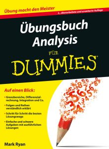 Ü:BUNGSBUCH ANALYSIS Fü:R DUMMIES - Ryan Mark