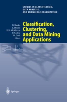 STUDIES IN CLASSIFICATION, DATA ANALYSIS, AND KNOWLEDGE ORGANIZATION -  Banks