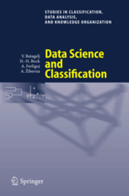 STUDIES IN CLASSIFICATION, DATA ANALYSIS, AND KNOWLEDGE ORGANIZATION -  Batagelj