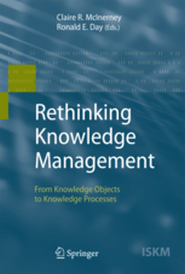 INFORMATION SCIENCE AND KNOWLEDGE MANAGEMENT -  Mcinerney