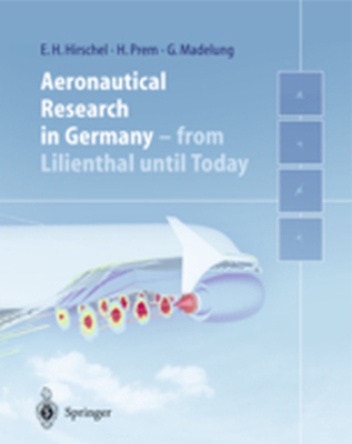 AERONAUTICAL RESEARCH IN GERMANY -  Hirschel