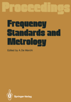 FREQUENCY STANDARDS AND METROLOGY -  Marchi