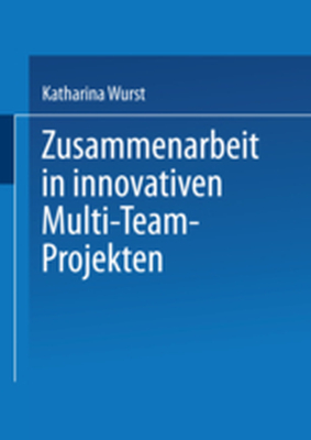 ZUSAMMENARBEIT IN INNOVATIVEN MULTITEAMPROJEKTEN - Katharina Wurst