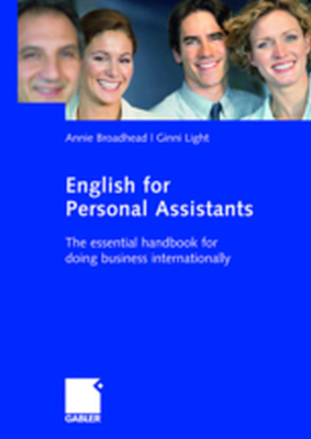 ENGLISH FOR PERSONAL ASSISTANTS - Annie Light Ginnette Broadhead