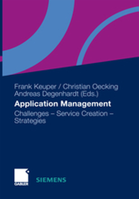 APPLICATION MANAGEMENT -  Arya