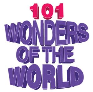 101 WONDERS OF THE WORLD - Publishers Sterling