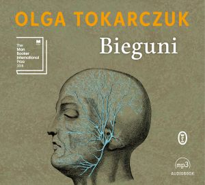 CD MP3 BIEGUNI - Olga Tokarczuk
