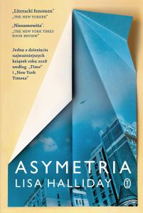 ASYMETRIA - Lisa Halliday