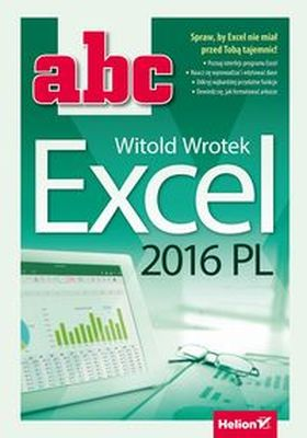 ABC EXCEL 2016 PL - Witold Wrotek