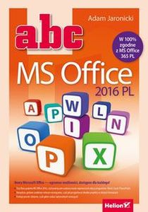 ABC MS OFFICE 2016 PL - Adam Jaronicki