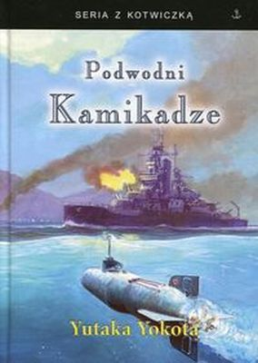 PODWODNI KAMIKADZE - Jose Harrington