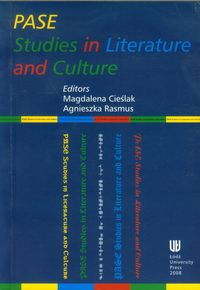 PASE STUDIES IN LITERATURE AND CULTURE - Agnieszka Rasmus