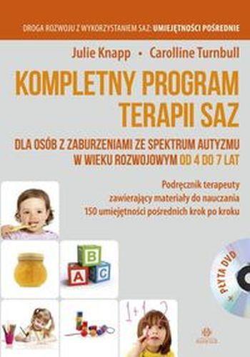 KOMPLETNY PROGRAM TERAPII SAZ - Julie Knapp