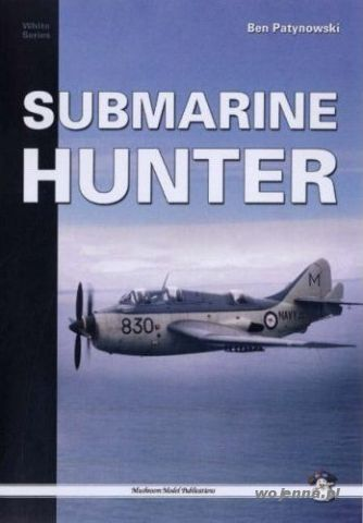 SUBMARINE HUNTER - FAIREY GANNET