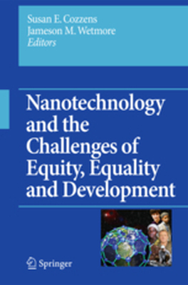 YEARBOOK OF NANOTECHNOLOGY IN SOCIETY -  Cozzens