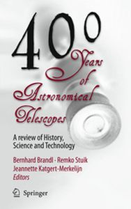 400 YEARS OF ASTRONOMICAL TELESCOPES -  Brandl
