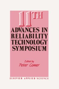 11TH ADVANCES IN RELIABILITY TECHNOLOGY SYMPOSIUM -  Comer