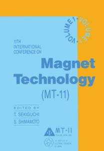 11TH INTERNATIONAL CONFERENCE ON MAGNET TECHNOLOGY (MT-11) -  Sekiguchi