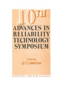 10TH ADVANCES IN RELIABILITY TECHNOLOGY SYMPOSIUM -  Libberton