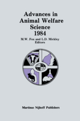 ADVANCES IN ANIMAL WELFARE SCIENCE -  Fox
