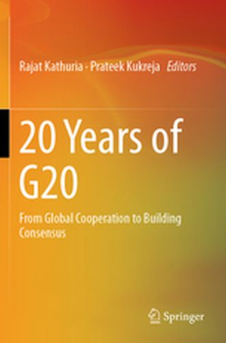 20 YEARS OF G20 -  Kathuria